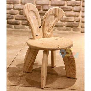قیمت صندلی کودک چوبی