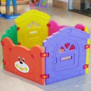 قیمت دیوار حفاظ کودک استخر توپ ترکیبی مدل 5035