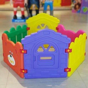 خرید پارک حفاظ کودک استخر توپ ترکیبی مدل 5035