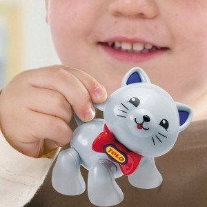عروسک گربه تولو tolo