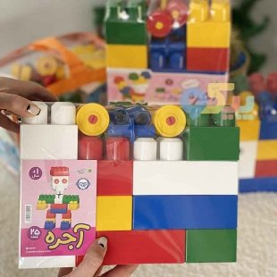 خرید آجره اسباب بازی کودک