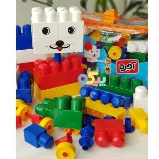 خرید آجره لگو اسباب بازی کودک