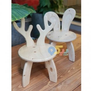 خرید صندلی چوبی کودک