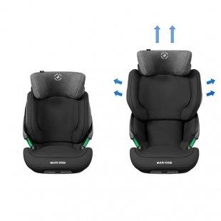 صندلی ماشین و بوستر کودک مکسی کوزی CORE I SIZE AUTH BLACK  مدل 8740671120
