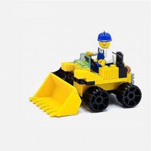 لگو ماشین راهسازی کودک