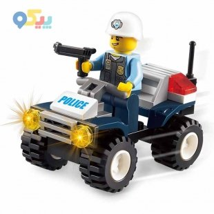 خرید لگو پلیس
