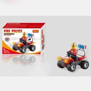خرید لگو آتشنشانی