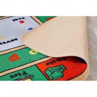 خرید فرش اتاق کودک ترکیه ای کانفتی confetti