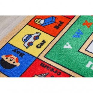 فرش کودک پسرانه