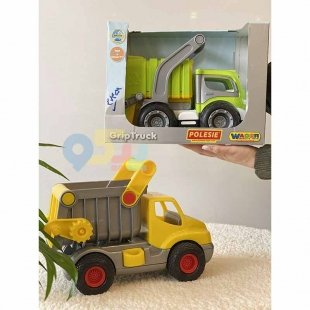 اسباب بازی کامیون بزرگ