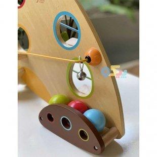 خرید اسباب بازی چوبی نوزاد