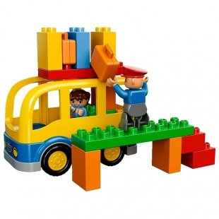 خرید لگو اتوبوس مدرسه دوپلو