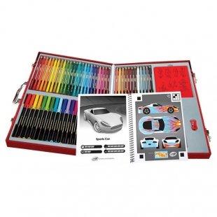 ست ابزار نقاشی و طراحی کودک کرایولا