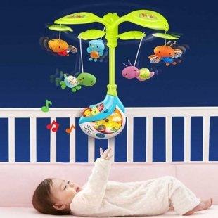 خرید آویز تخت نوزاد وی تک