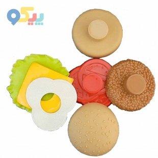 خرید همبرگر اسباب بازی