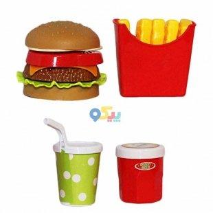 قیمت اسباب بازی همبرگر
