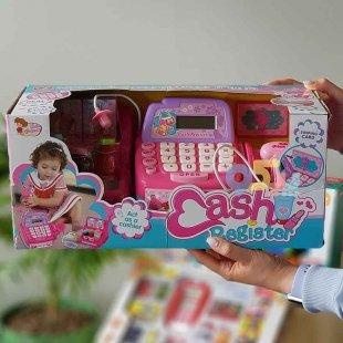 خرید صندوق فروش اسباب بازی دخترانه