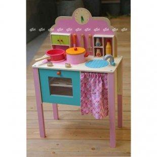 قیمت آشپزخانه چوبی کودک
