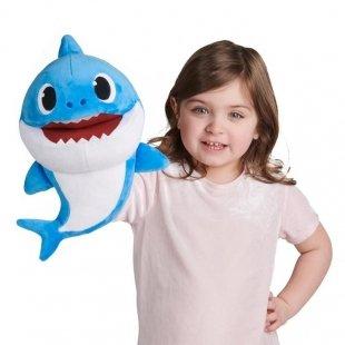 عروسک پولیشی مدل بیبی شارک baby shark
