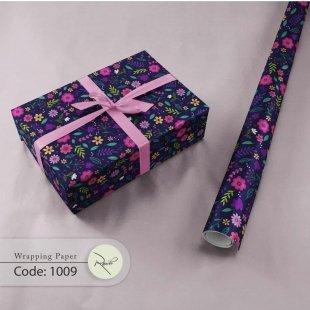 کاغذ کادو یک رو کد 1009