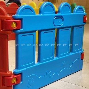 پارک حفاظ کودک بدنه نرده کد 50331