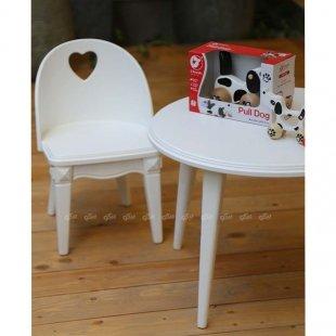 میز و صندلی کودک چوبی