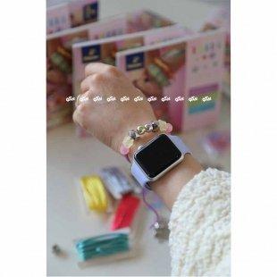 اسباب بازی دخترانه ساخت دستبند