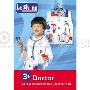 لباس مشاغل - لباس پزشک با ابزار پزشکیpic-9071