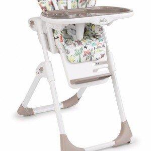 صندلي غذاي چرخدار joie مدل meet mimzy™ Tilly & Wink