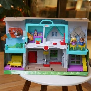 خانه عروسک پسرانه فیشر پرایس fisher price