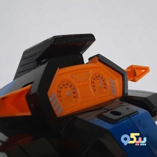 ماشین کنترلی اسباب بازی