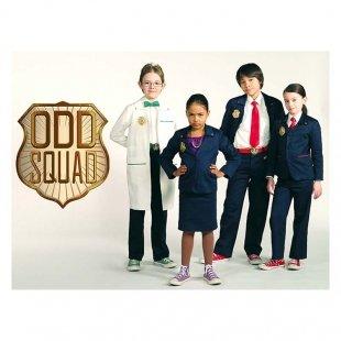 سی دی  odd squad قسمت creature encounters