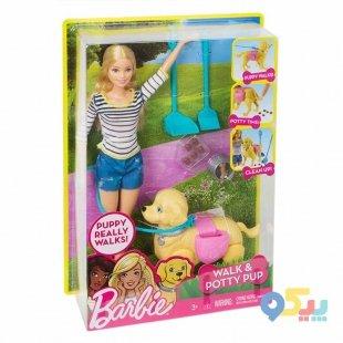عروسک باربی مفصلی