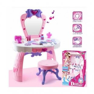 میز آرایش کودک