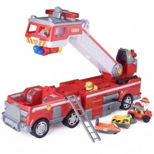 ماشین آتش نشانی سگهای نگهبان