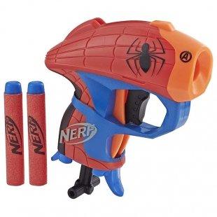 تفنگ اسباب بازی مرد عنکبوتی