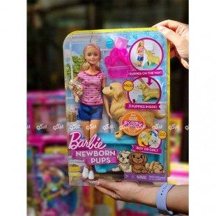 خرید باربی با سگ