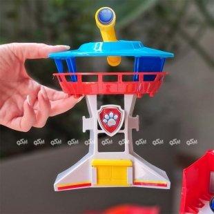 اسباب بازی برج مراقبت سگهای نگهبان
