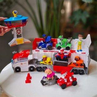 اسباب بازی سگ های نگهبان با برج مراقبت
