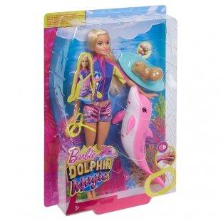 خرید عروسک باربی و جادوی دلفین