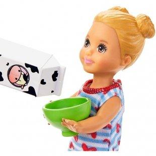 عروسک دخترانه باربی بچه