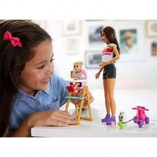 خرید عروسک باربی اورجینال