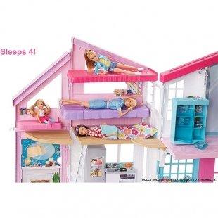 خرد خانه عروسک باربی malibu