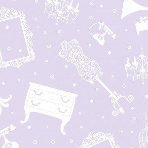کاغذ دیواری ایتالیایی اتاق کودک - بیم بوم بام 2203