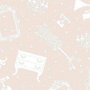 کاغذ دیواری ایتالیایی اتاق کودک - بیم بوم بام 2200