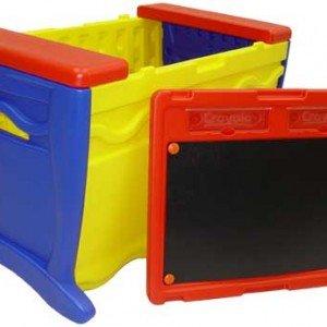 قفسه اسباب بازی