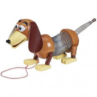 خرید اسباب بازی توی استوری سگ اسلینکی