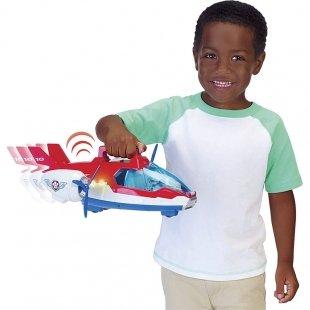 هواپیما اسباب بازی سگهای نگهبان با فیگور