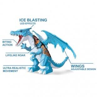 خرید اژدها رباتیک آبی