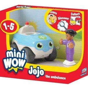 wow toys jojo the ambulance کد 3801